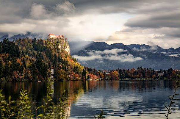 Lago di Bled di Giovanni Viaro