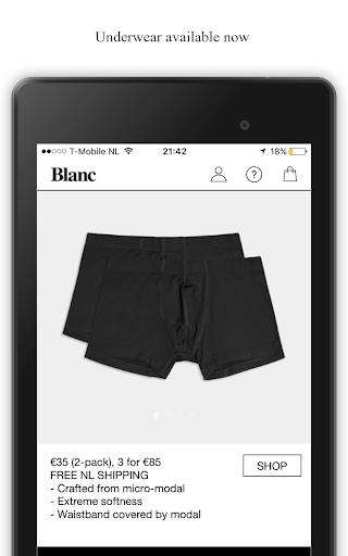 Blanc Apk Download 11