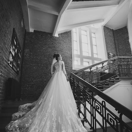 Wedding photographer Vyacheslav Kuzin (KuzinART). Photo of 14.11.2017