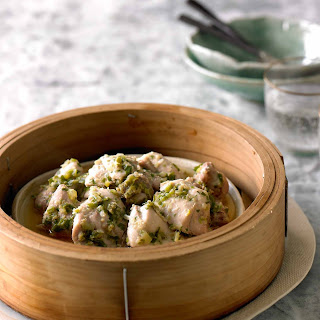 Steamed Ginger Chicken Rice Recipes