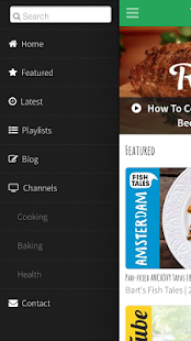 The Cooking App- screenshot thumbnail