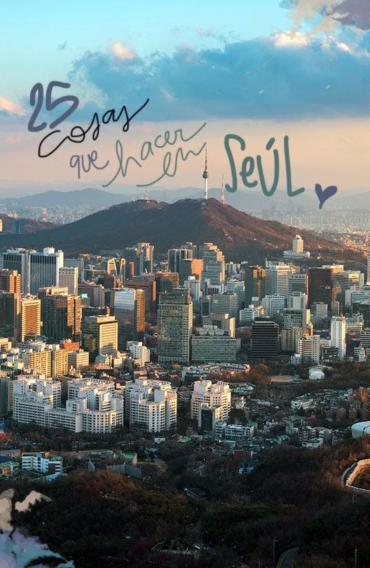que ver y hacer en Seúl