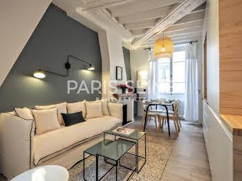 Appartement meublé 2 pièces 33,39 m2