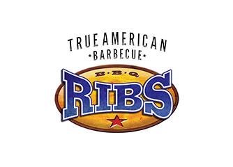 True American -Barbecue- BBQ Ribs