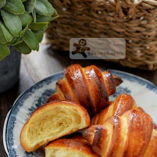 Croissant Desserts Recipes.