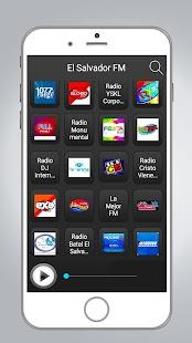 Radio Online - FM Radio El Salvador - náhled