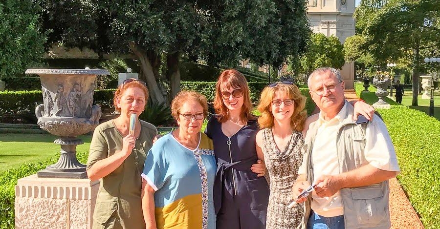 Отзыв друзей об экскурсии в Иерусалиме и других городах Израиля