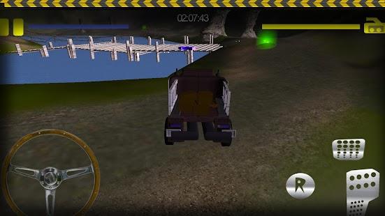 Army Cargo Truck Simulator 2017 - náhled