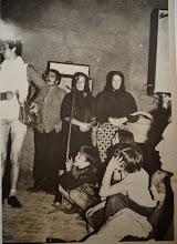 """Photo: Grupo de Rock Rural """"Sorbitio Aliorum"""" (Sopas de Ajo) Proveedor: Julia González Izquierdo. Año: 1976."""