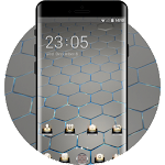 Infinix Cool tech theme technology abstract art Icon