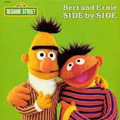 Sesame Street: Bert And Ernie Side By Side