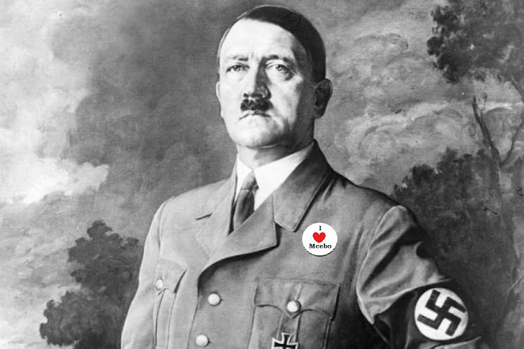 Adolf Hitler. Picture: FILE