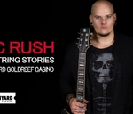 Six Strings Stories with Nic Rush : Barnyard Gold Reef City