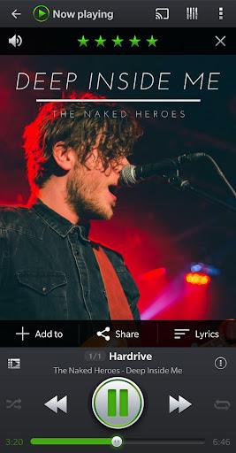 PlayerPro Music Player (Free) 5.19 Screenshots 2