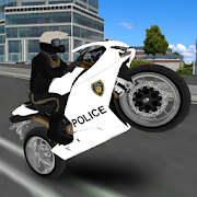 Game Police Moto Bike Simulator 3D APK for Windows Phone