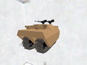 フル装備ミニ戦車