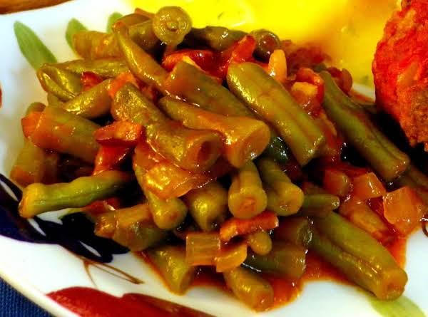 Bbq Green Beans Recipe