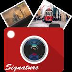 Auto Signature Stamp on Photo v1.12