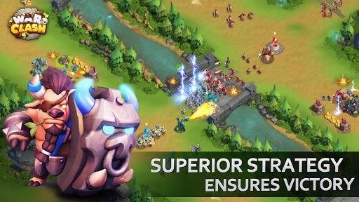 War Clash 0.21.3.5 screenshots 3