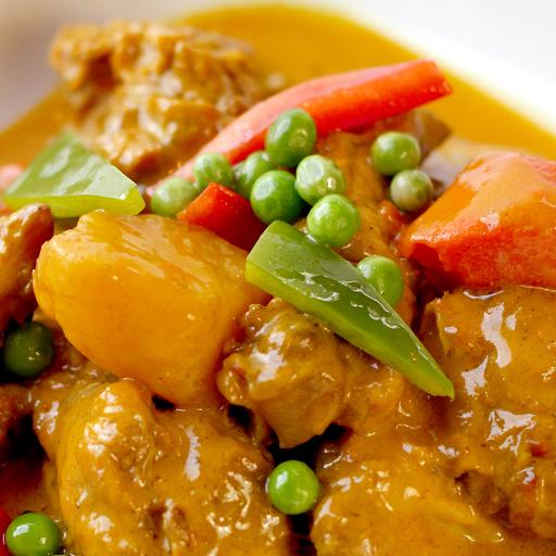 Manila Chicken Curry Rice Combo
