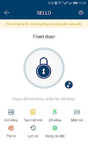 App SELLO SMARTLOCK APK for Windows Phone