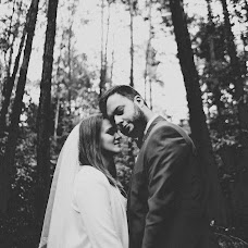Wedding photographer Nika Radynskaya (Nichonok). Photo of 26.10.2016