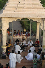 Photo: Pratahkal aarti