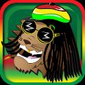 Jamaican Rasta Cat Stickers - WAStickerApps icon