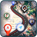 GPS, Maps, Directions & Voice Navigation icon