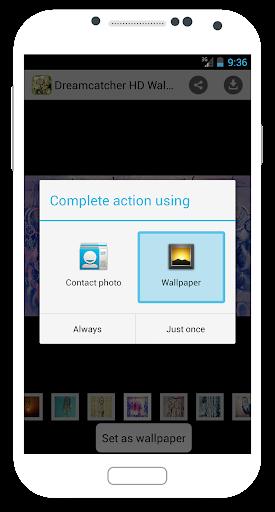 玩個人化App|Dreamcatcher HD Wallpapers免費|APP試玩