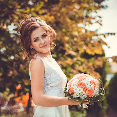 Wedding photographer Lyubov Ilyukhina (astinfinity). Photo of 19.09.2017