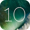 Lock Screen IOS 10 - Phone7 icon