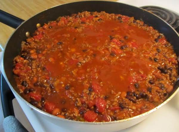 Ground Beef Chili Just A Pinch Recipes