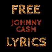 Free Lyrics for Johnny Cash