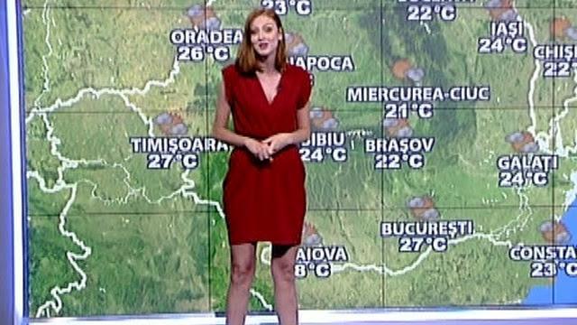 Iulia Iancu - cu soare si zambet inainte