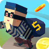 Blocky San Andreas Police 2018 kostenlos spielen