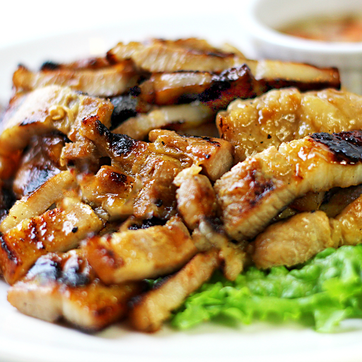 Grilled Pork Belly Rice Combo