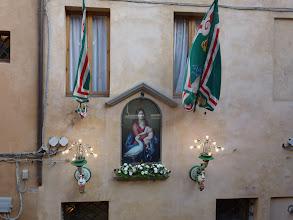 Photo: Caterina is the patron Saint of Siena