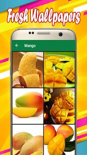 Mango Wallpapers - náhled