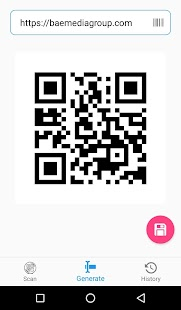QR Reader PRO Screenshot