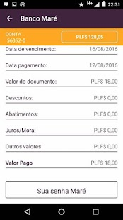 Banco Maré- screenshot thumbnail