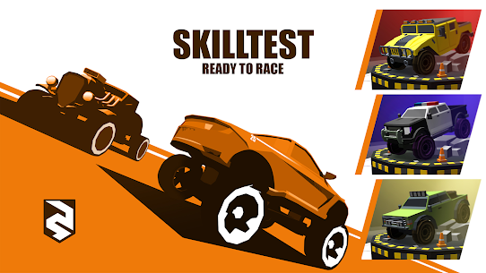 Skill Test – Extreme Stunts Racing Game 2019  Apk Download for Android 5