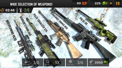 Animal Hunting Sniper Shooter  screenshots 3