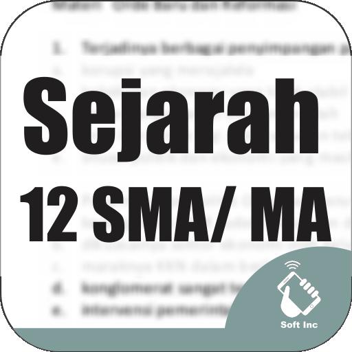 Kelas 12 SMA-SMK-MA Mapel Sejarah