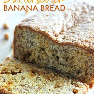 Butterscotch Banana Bread.
