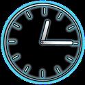 Glowing Neon Clocks - FREE icon