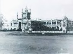 Photo: Chepauk Palace