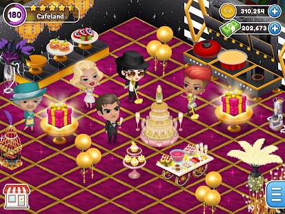 Cafeland World Kitchen 2.1.34 Mod Unlimited Money - 12 - images: Store4app.co: All Apps Download For Android