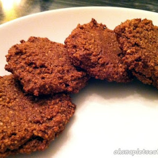 Paleo and Gluten-Free Nutty Chocolate Cookies