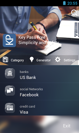 keypass free-password-manager
